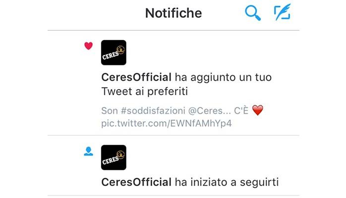 ceres follower