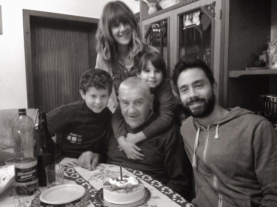 nonno compleanno