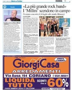 Carlino Cesena 1 aprile